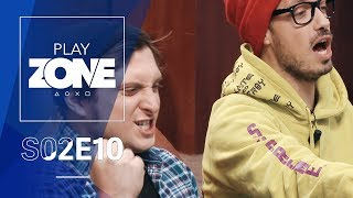 PlayZONE S02E10 avec McFly & Carlito