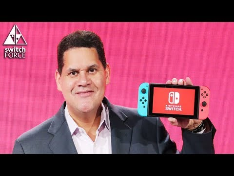 Reggie Speaks About Switch Paid Online - More Details Next Year