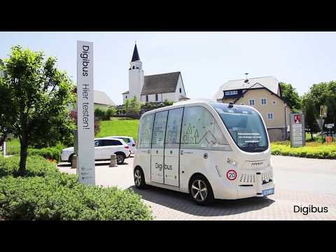 Digibus: Autonomer Minibus
