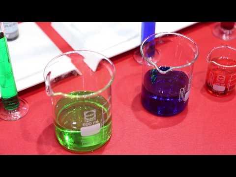 Computex 2017 : ทดลองผสมสีน้ำเองด้วย TT Premium concentrate Coolant