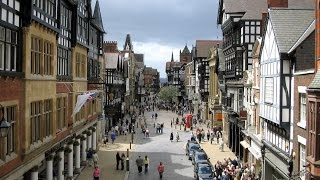 A Walk Through Chester England