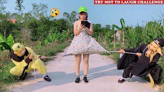 Top New Funny 🤣 🤣 Comedy Videos 2020 - Episode 98 | Cười Bể Bụng Với Ngộ Không Ăn Hại Và Gái Xinh