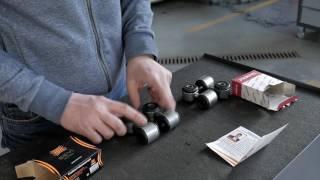 видео Стойки стабилизатора Ваз 2109
