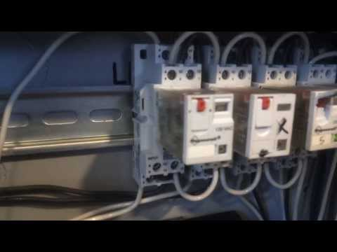 DIY: Automatic Load Transfer Switch(ATS) for Solar Power Inverter or Generator