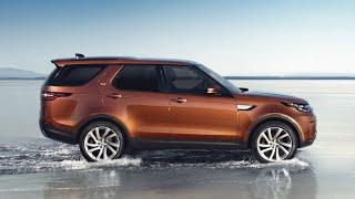 Land Rover | Презентация нового Discovery