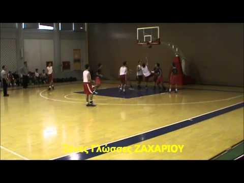 ΠΑΜΠΑΙΔΕΣ 3ος ΟΜ | Video : ΟΛΥΜΠΙΑΚΟΣ - ΠΟΡΦΥΡΑΣ ΑΟΦ 49-32 [8η αγ]