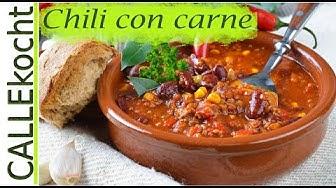 Chili con carne selber kochen - Omas Rezept