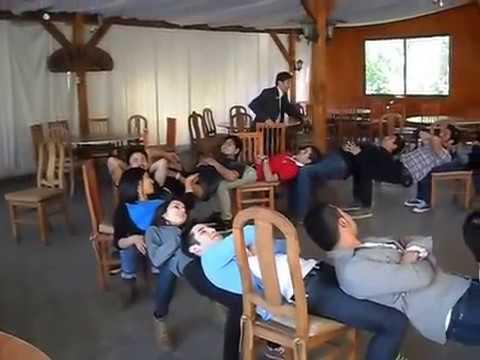 Dinámica de Trabajo en Equipo Esta Dinámica se Llama El Juego de las sillas, Por Santiago Antinogene