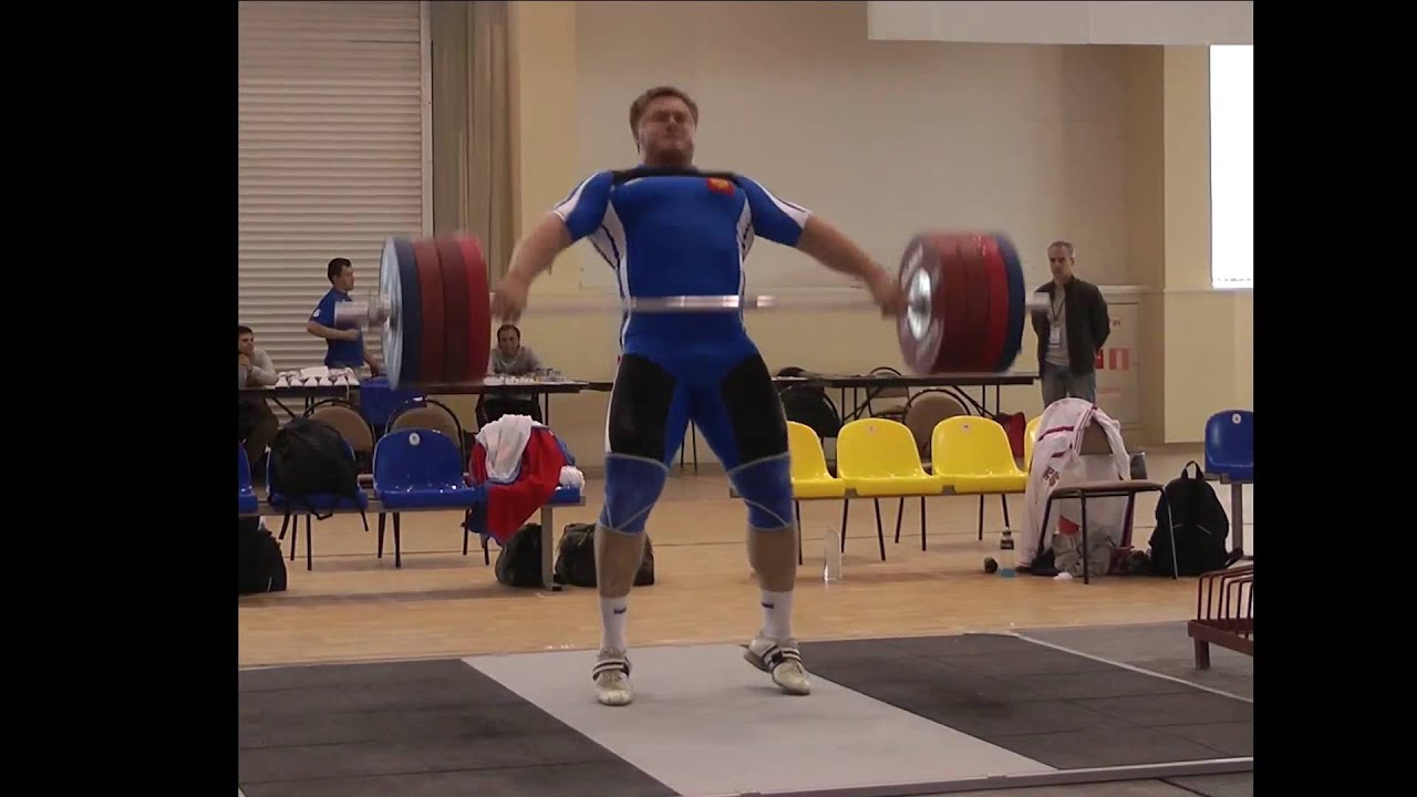 Dmitry Lapikov 205, 210 and 215 snatch! - YouTube