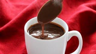 Decadently Thick Italian Hot Chocolate
