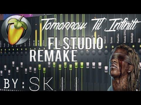 Young Thug-Tomorrow Til Infinity FL Studio Remake (FREE FLP!)