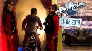 Unser Mofa nach dem Umbau! Wer ist der dritte Fahrer? | MoinMoin mit Mark & Gregor