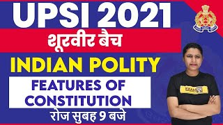 UPSI 2021 Preparation | Indian Polity lectures |  Cases related to preamble  | By Upashna Ma'am | 04