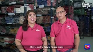 Online Sellers Support Frontliners with PPEs   Lazada Seller Stories