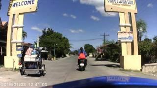 Piaz Villasis to Carusucan Sur Asingan
