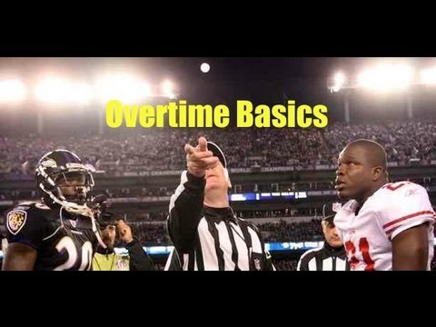 NFL Overtime Rules Explained - The Football Wife