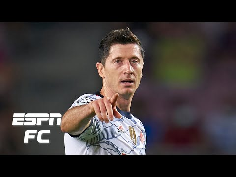 Bayern showed they're back in the race to win Champions League vs. Barcelona - Leboeuf   ESPN FC