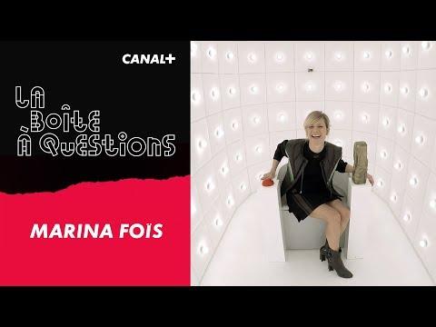 La Boîte à Questions de Marina Foïs - 30/10/2017