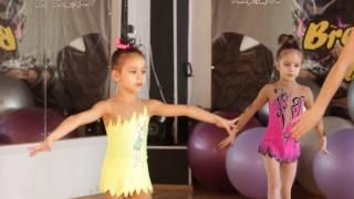 """""""Школа танцев"""". 4 выпуск. Художественная гимнастика"""