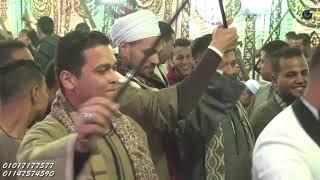 """شوف رقصة شباب الصعايده """" على اغنية عيون القلب  """" اجمل مزمار صعيدى, مع مطرب الصعيد """" محمد البنجاوى"""