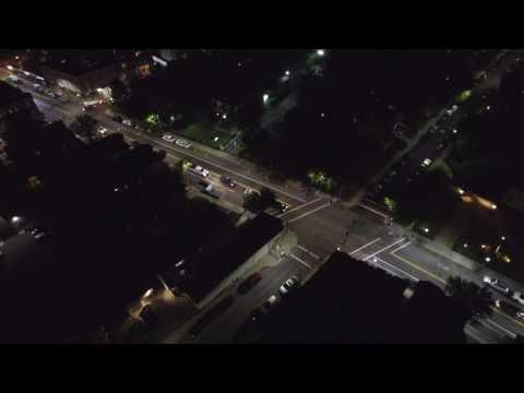 Dorchester Avenue Boston 4K Drone Footage