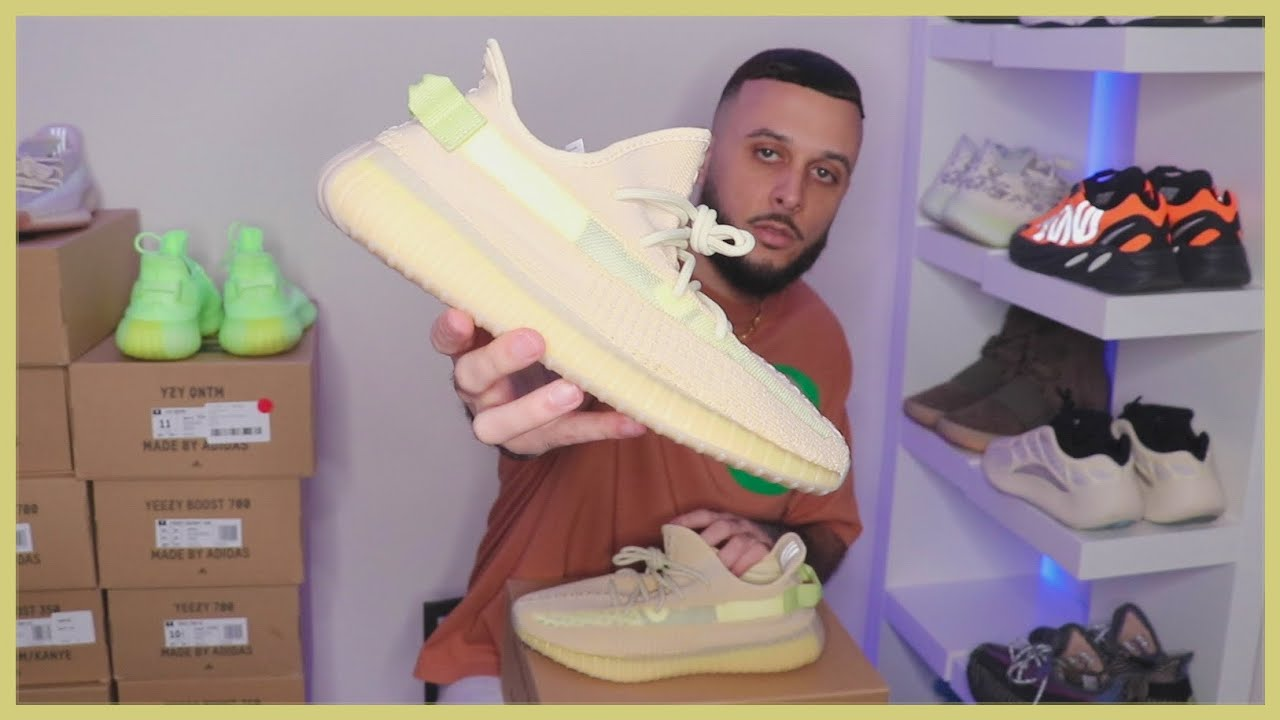 WATCH BEFORE YOU BUY YEEZY 350 V2 FLAX