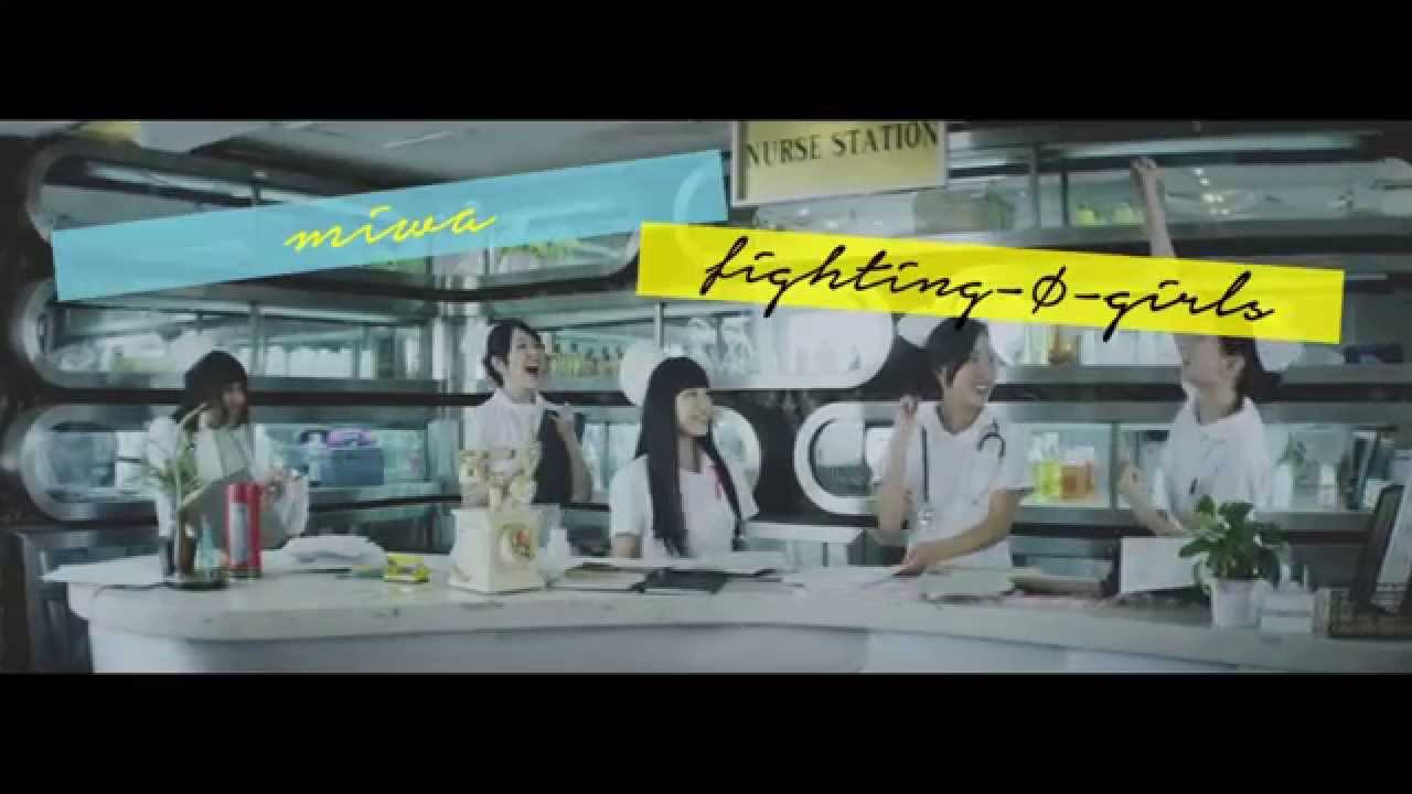 miwa 『fighting-Φ-girls short ver.』