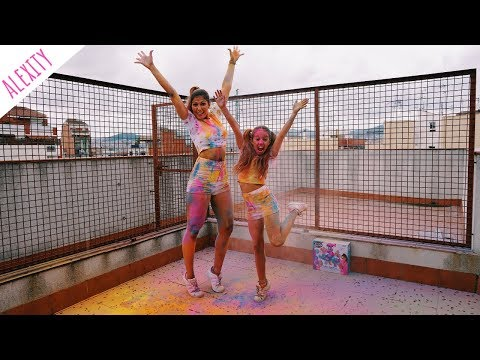 DANCE BOMBA ESTEREO - TO MY LOVE - BOMBAS DE JABON - HOLI DANCE