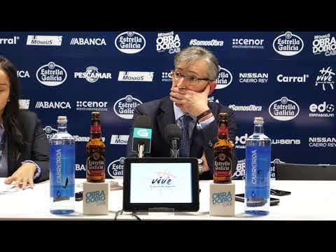 1718 Jornada 12: Monbus Obradoiro - Real Madrid (post partido)