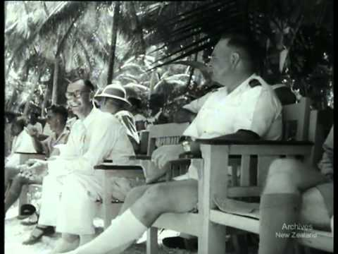 PACIFIC CRUISE (1951) [Cook Islands and Tokelau]