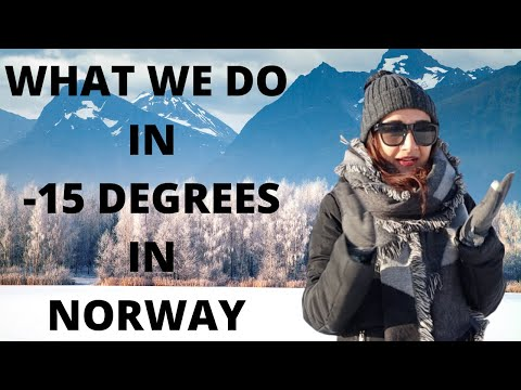 SPEND A WINTER WEEKEND WITH US | WINTER ACTIVITIES IN NORWAY