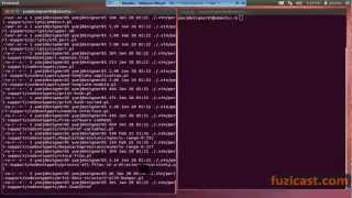 UNIX-1.7 Find Command (Video Tutorial)