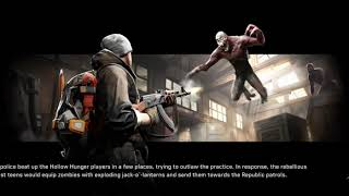 Left to Survive: Event Zombie horde
