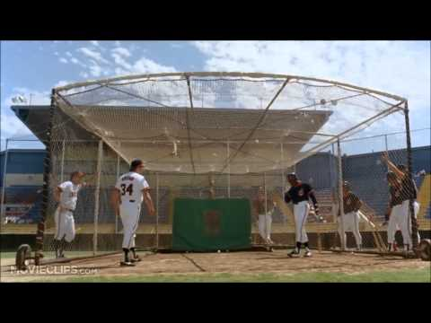 You May Run Like Mays, But You Hit Like Shit ::: Willie Mays Hayes ::: Major League