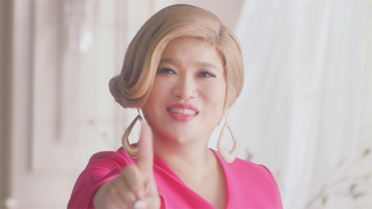 IKKO、艶やかなピンクドレス姿で決めセリフ披露「ヨレ戻し ...