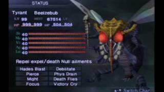 Smt: Nocturne - Mah Ultimate Demon Team
