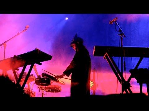 SBTRKT - War Drums at Reading 2014