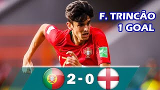 Portugal U21 vs England U21 2-0 Highlights & All Goals - Euro U21 2021