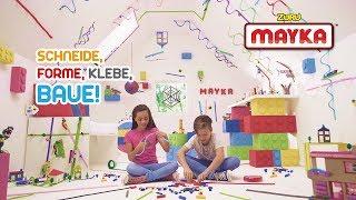 Das Mayka Bausteine Spielzeug Band – die coolste Erfindung Allerzeiten I Neues Spielzeug