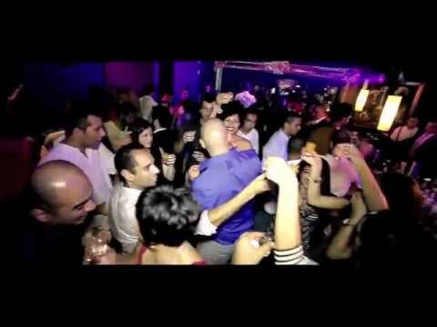 O Bar re-opening - Fairmont Nile City -Cairo Egypt 2012