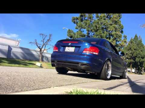 Whats Best for Exhaust sound? Sound Clips, Advice? - BMW 1