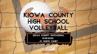 Kiowa County Invitational- JV North Court