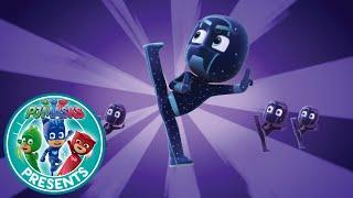PJ Masks Creations - Niġht Ninja Reveals! | PJ Masks Official