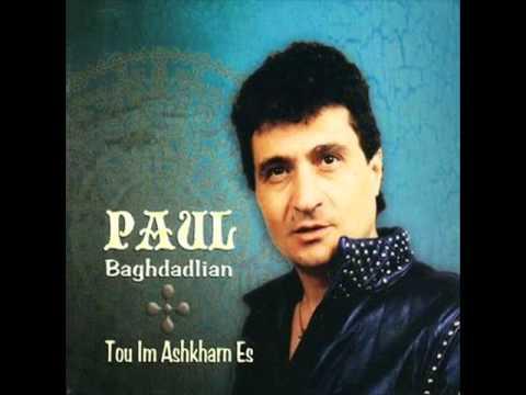 Paul Baghdadlian Janiges