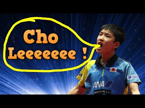 "Thumbnail: The meaning of ""Cho-le"" in table tennis"