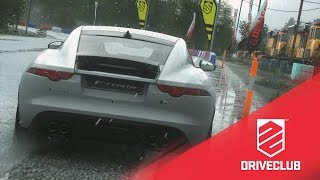 DRIVECLUB - Jaguar F-TYPE R Coupe Gameplay