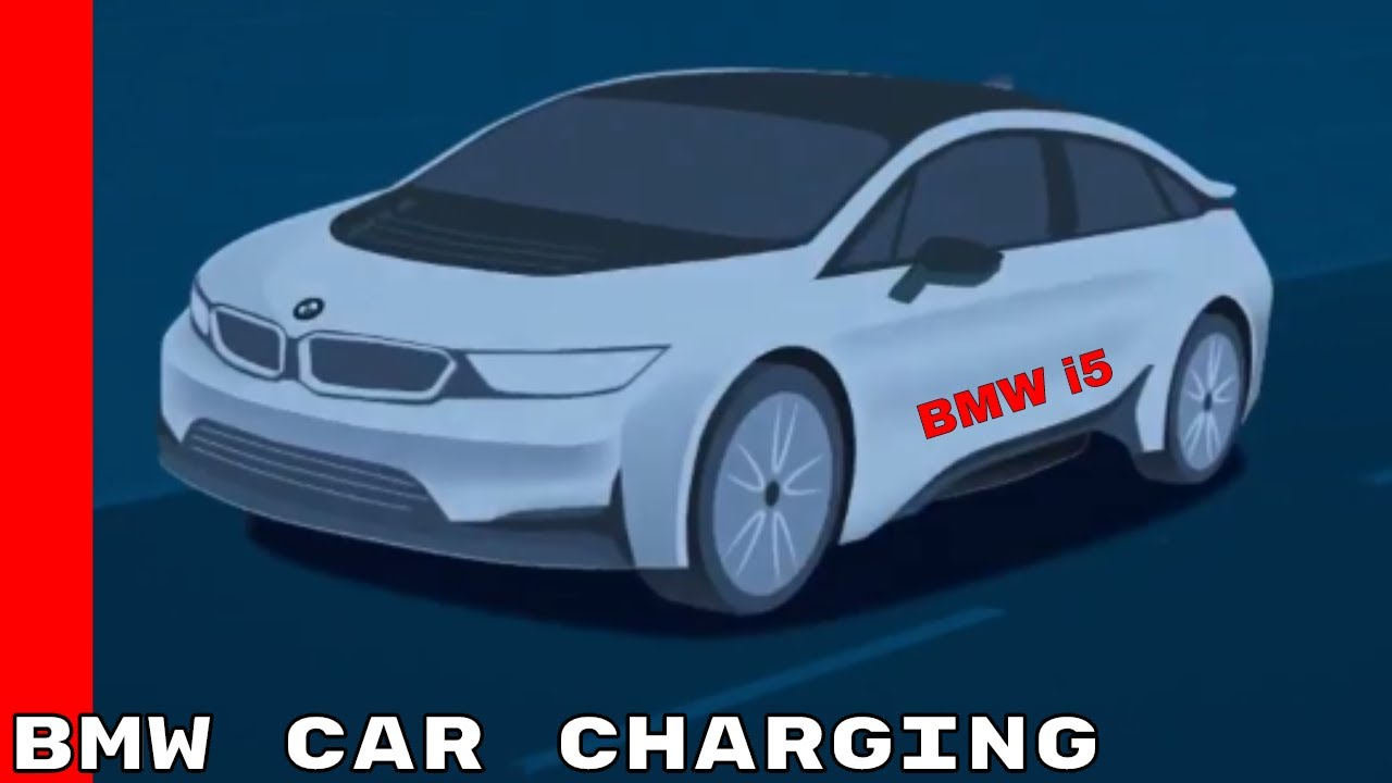 Bmw Intelligent Electric Car Charging Youtube