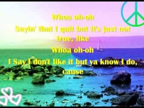 Bad for Me-Megan & Liz- Karaoke(no vocals!)