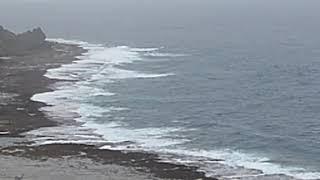 沖縄☆平和祈念公園の海岸で☆