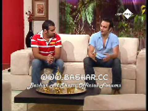 Bashar Al-Shatti 1بشار الشطي ومحمد عطية - برنامج دارك
